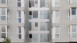 88 Homes in a Cooperative System / Salgado + Liñares Arquitectos