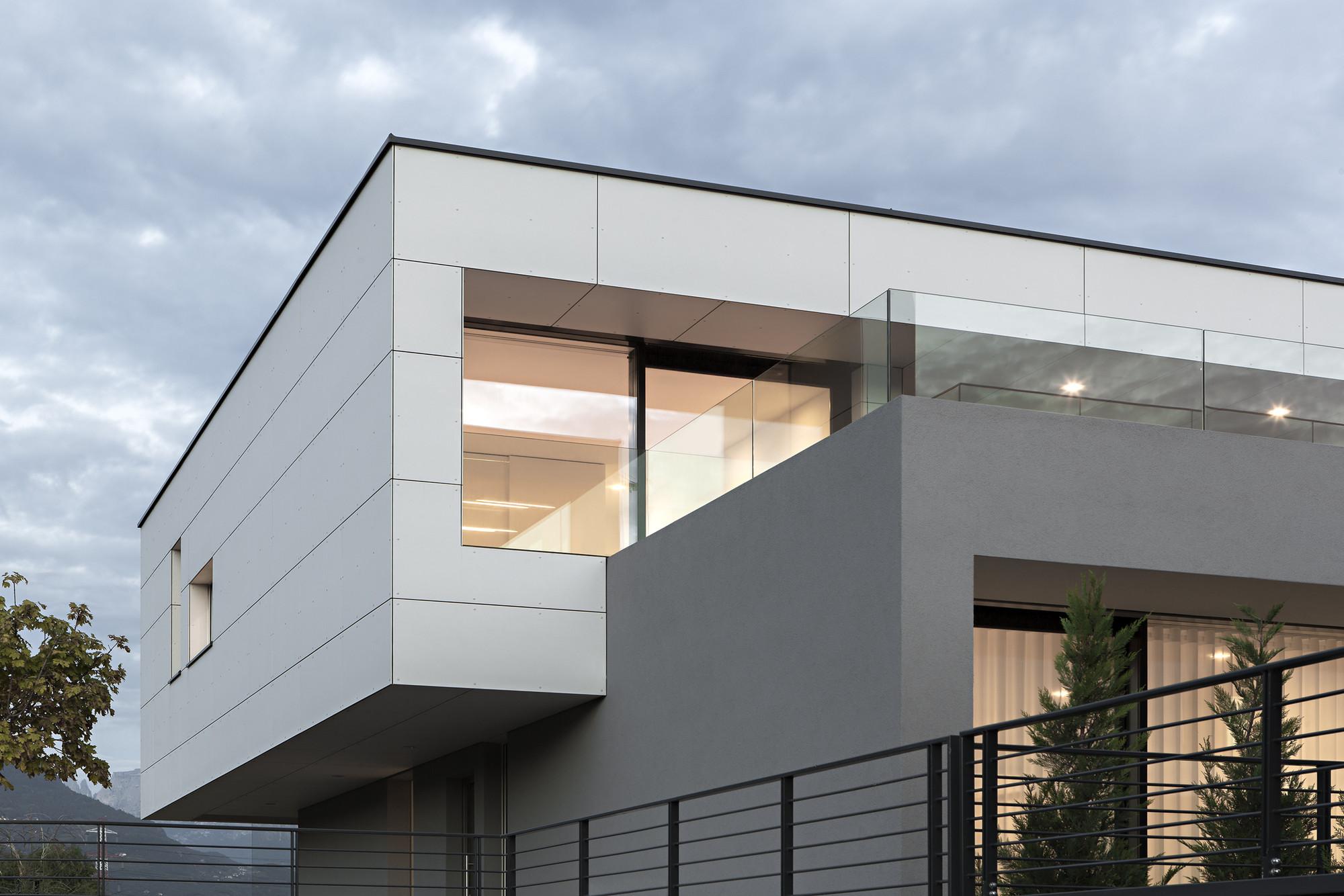 Gallery Of M2 House Monovolume Architecture Design 15