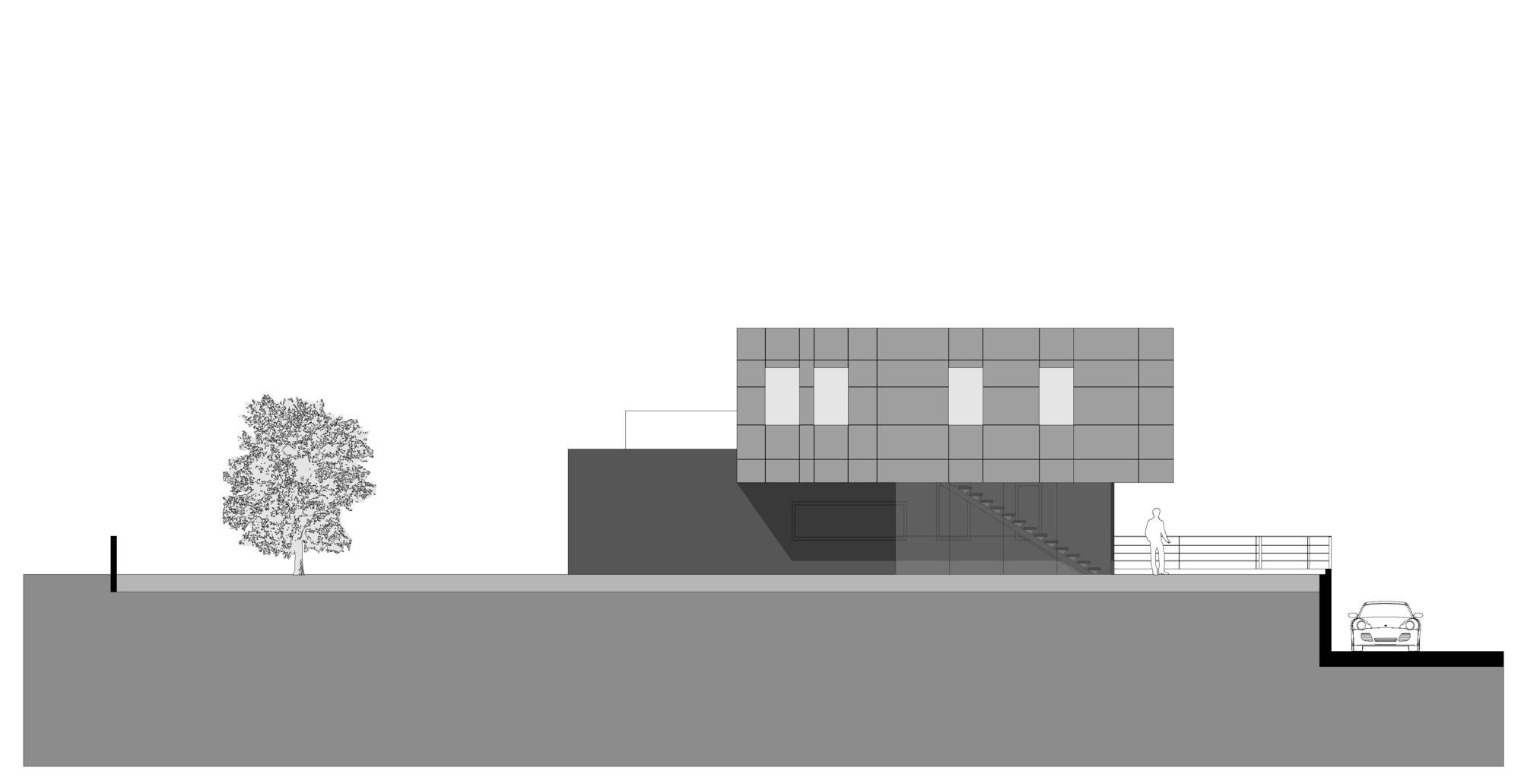 Galeria De Casa M2 Monovolume Architecture Design 27