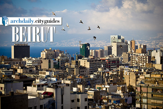 Architecture City Guide: Beirut, © Flickr User Omar Chatriwala