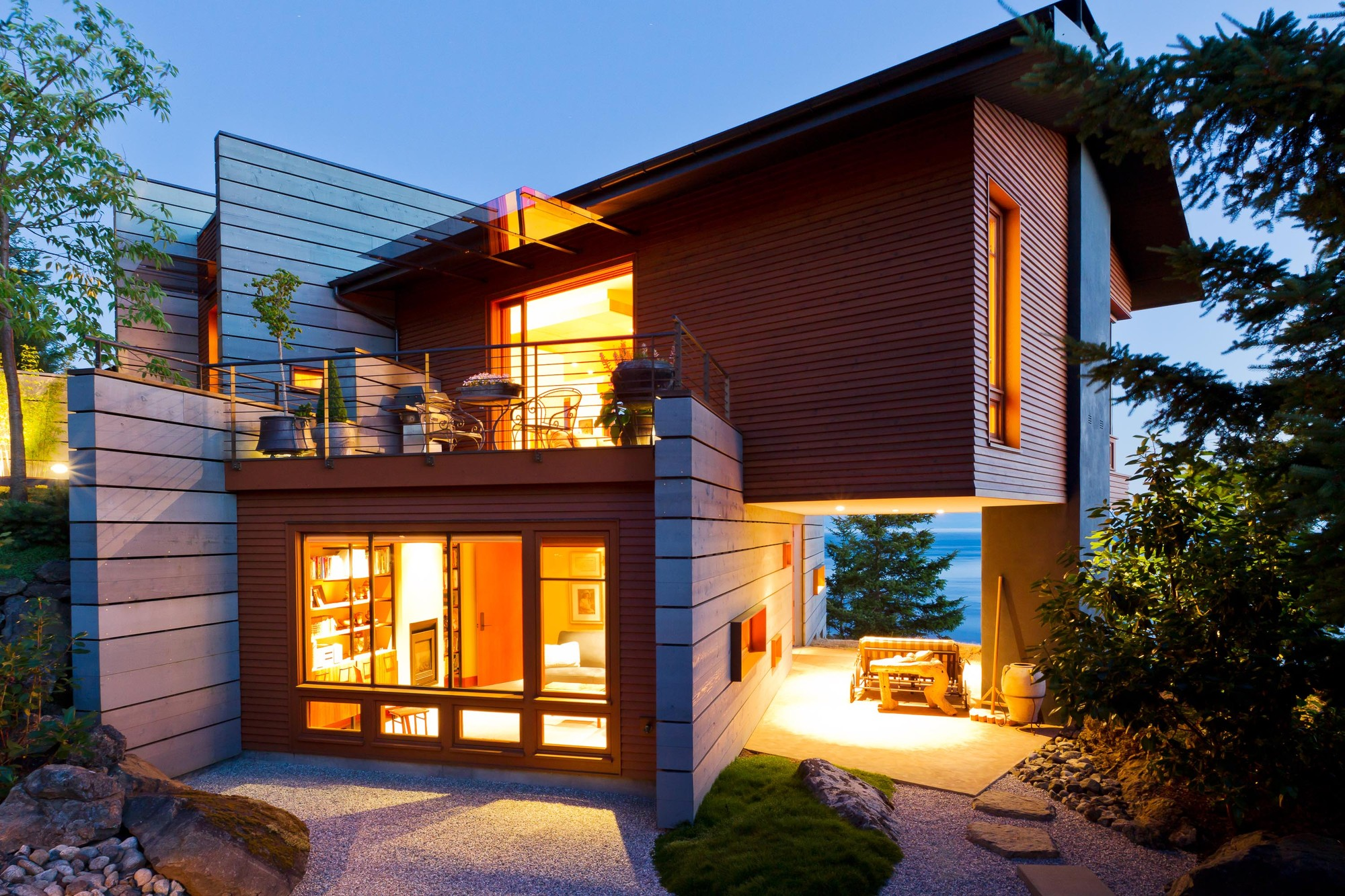 San Juan Cliffside / Prentiss Architects