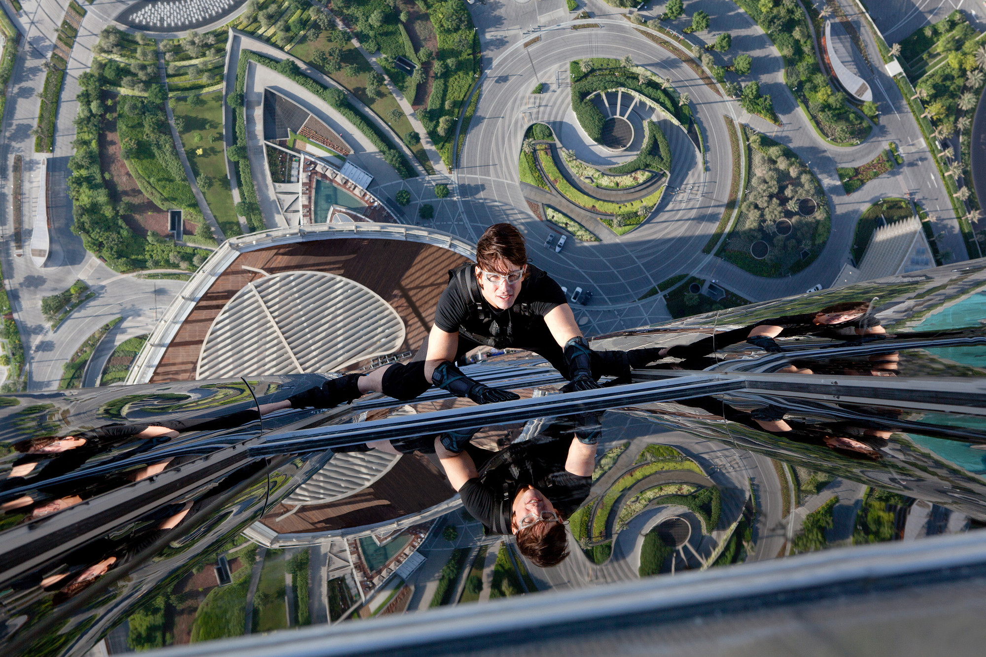 Through the Lens: Why High-Rises Need A Hero, Mission Impossible. © Paramount Pictures, Skydance Productions & Bad Robot