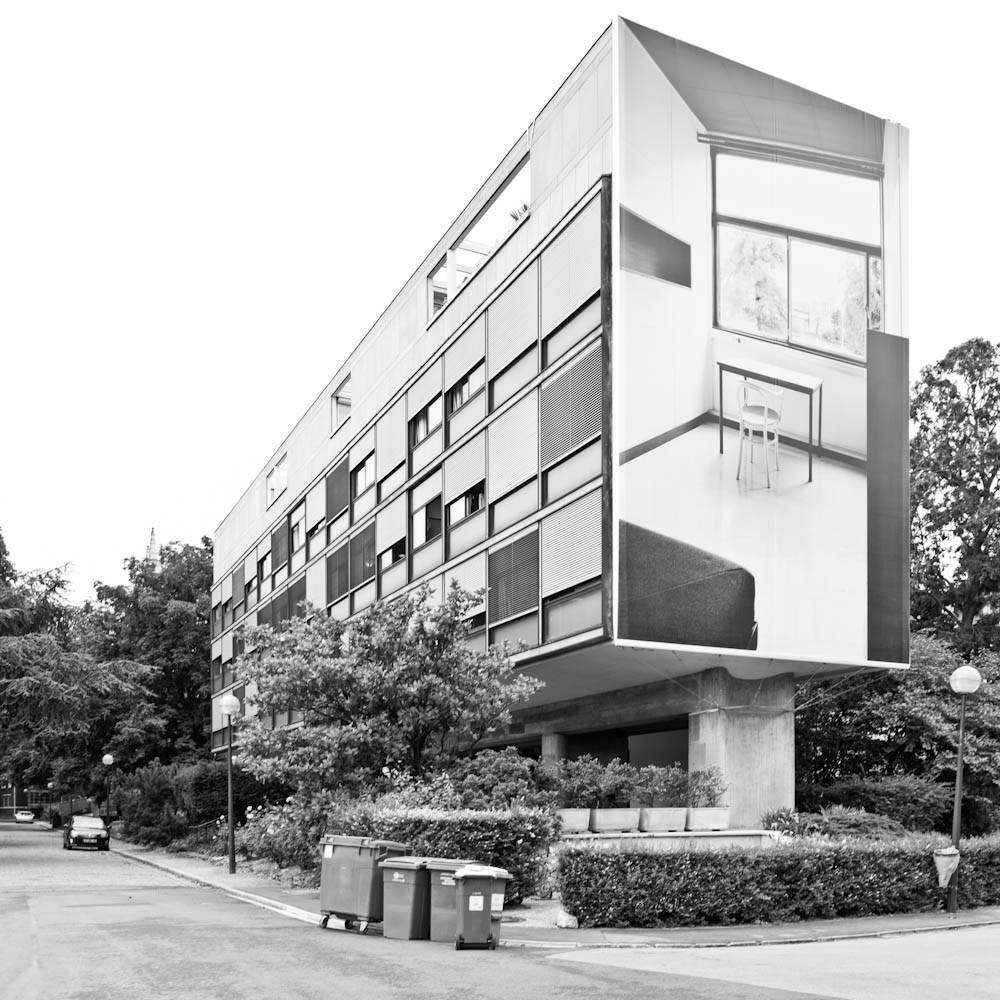 Clásicos de Arquitectura: Pabellón Suizo / Le Corbusier, Courtesy of Samuel Ludwig