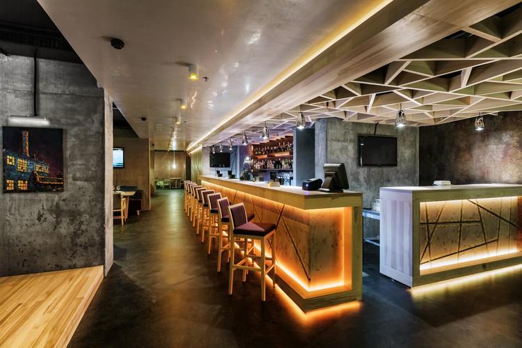 Restaurante Beton / Yunakov architects, © Oleg Stelmah / Electraua