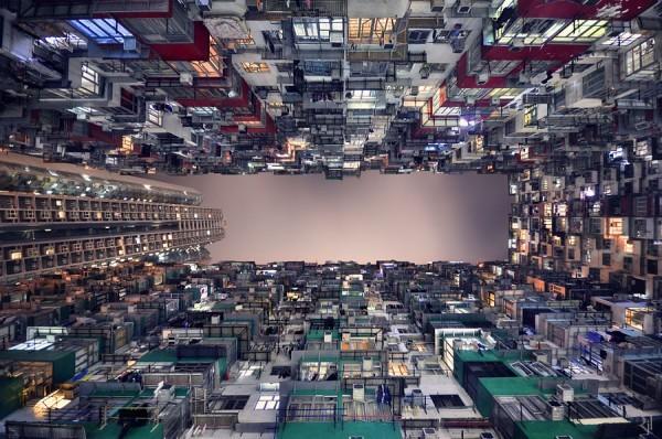 Arte y Arquitectura: Horizonte Vertical / Romain Jacquet-Lagrèze