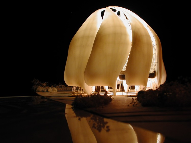 En Construcción: Templo Bahá'ís / Hariri Pontarini Architects, Cortesía de Comunidad Bahá´í