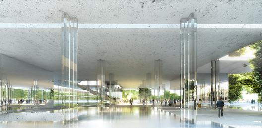 Courtesy of MenoMenoPiu Architects + BE.ST Architect