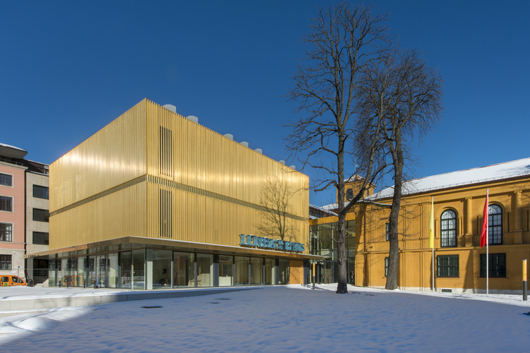 Lenbachhaus Museum / Foster + Partners, © Nigel Young / Foster + Partners