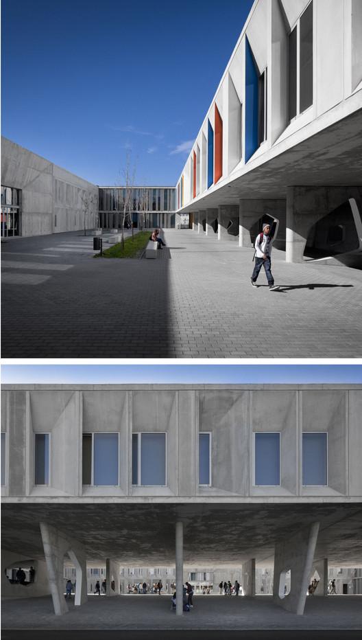 CVDB Arquitectos e MODULAR Architects vencem o Setor de Educação do WAN AWARDS 2013 , Cortesia de CVDB Arquitectos