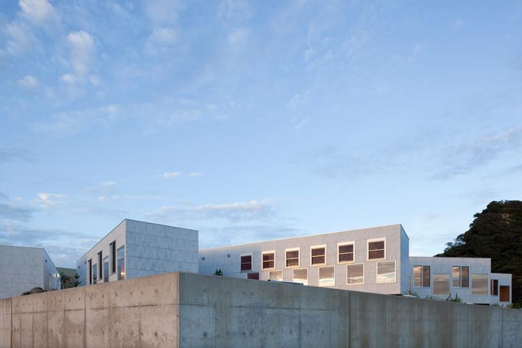 Albergue em Kyonan / Yasutaka Yoshimura Architects, Cortesia de Yasutaka Yoshimura
