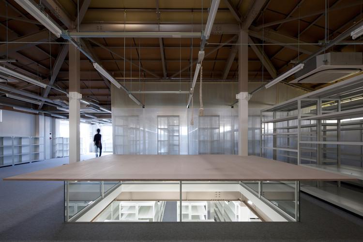 Nakagawa Office Extension / Yasutaka Yoshimura Architects, Courtesy of Yasutaka Yoshimura