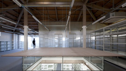 Nakagawa Office Extension / Yasutaka Yoshimura Architects
