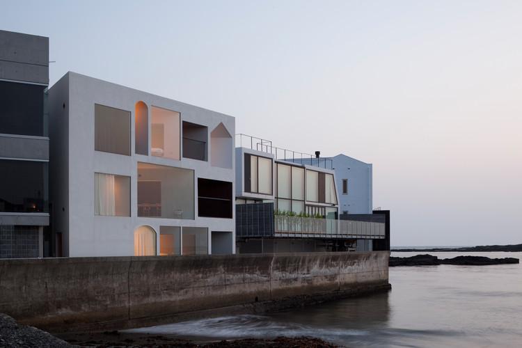 Nowhere but Sajima / Yasutaka Yoshimura Architects, Cortesia de Yasutaka Yoshimura