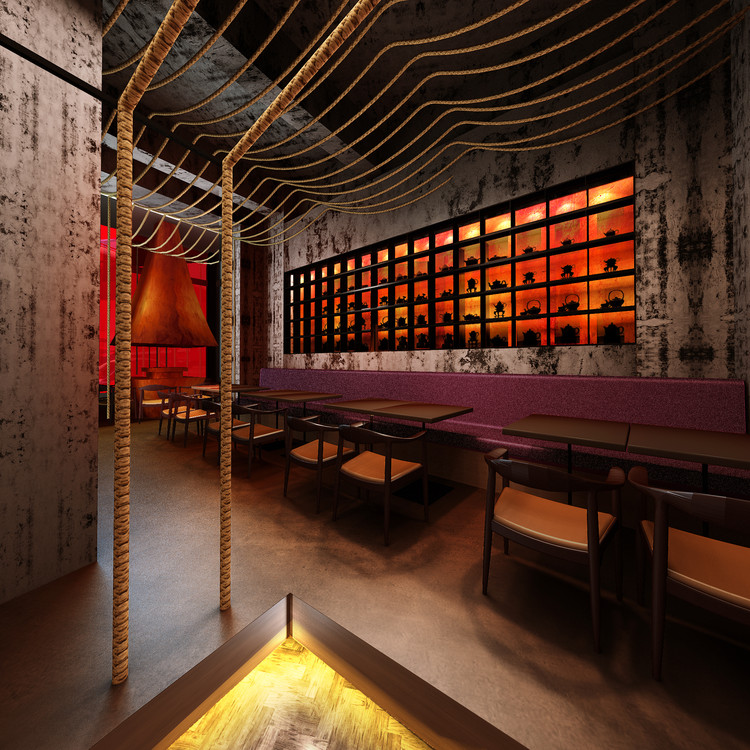 Kemuri Shanghai Restaurant / PRISM DESIGN, Courtesy of PRISM DESIGN