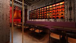 Restaurante Kemuri Shanghai / Prism Design