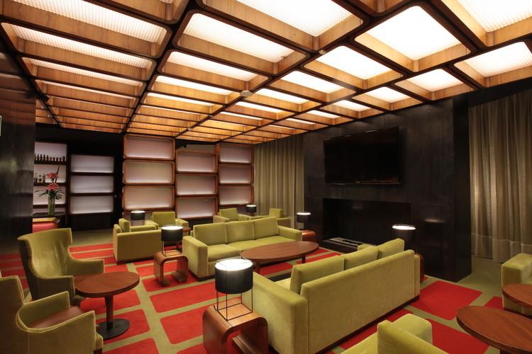 Hilton Lobby Bar / Pascal Arquitectos, © Artis S.A. de C.V
