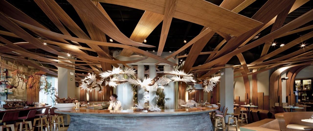 Galeria de restaurante ikibana paral el equipo creativo 8 for Equipos restaurante