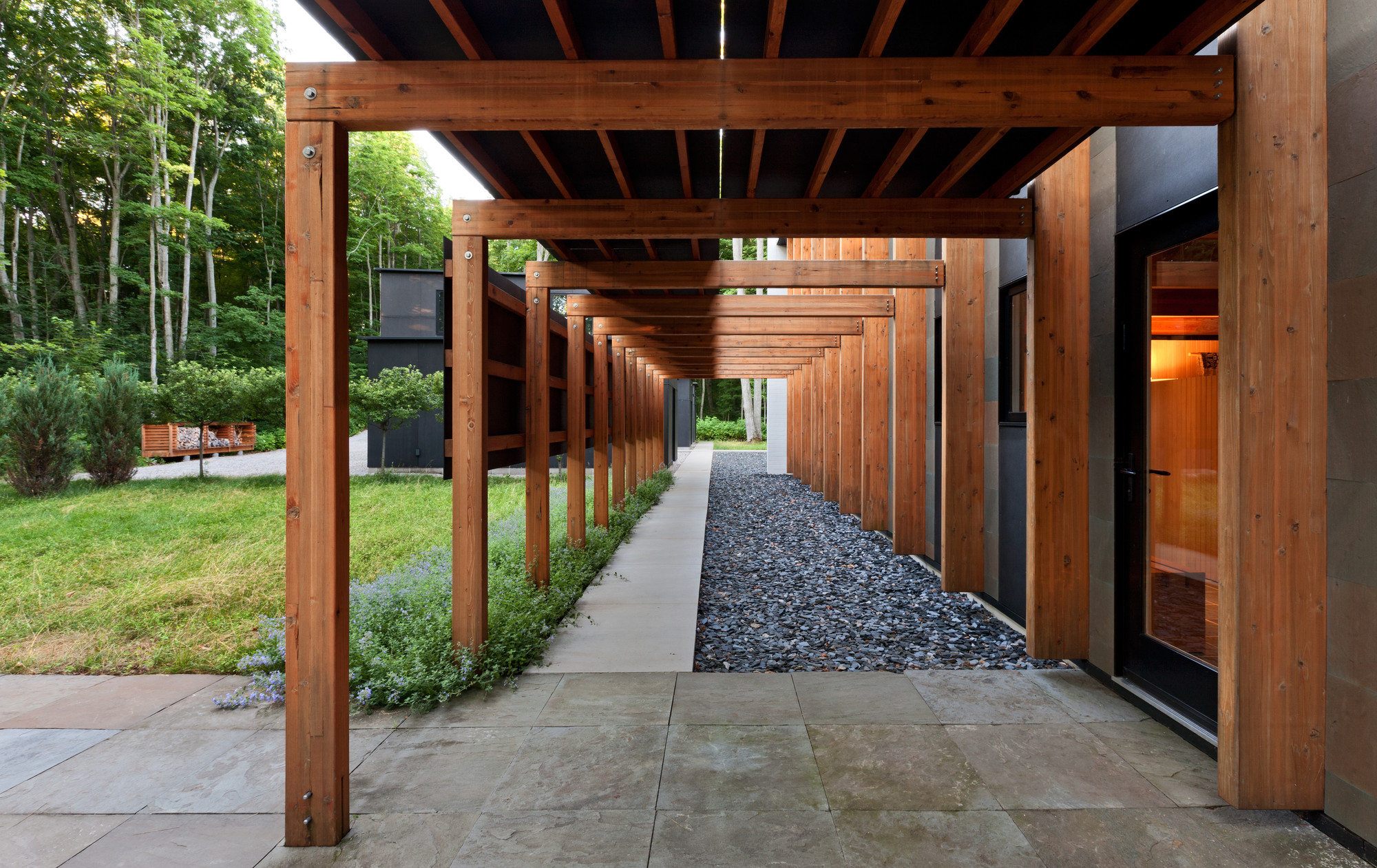 Gallery Of Yingst Retreat Salmela Architect 4