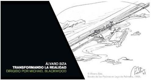 """Proyección documental """"Álvaro Siza. Transformando la realidad"""" / COAM Madrid"""