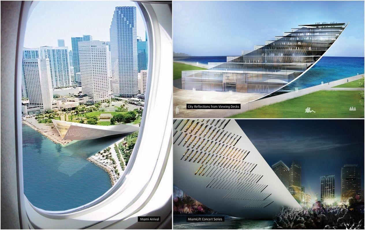 DawnTown 2013: Landmark Miami Design Competition Winners Announced