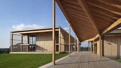 Won Dharma / hanrahanMeyers architects