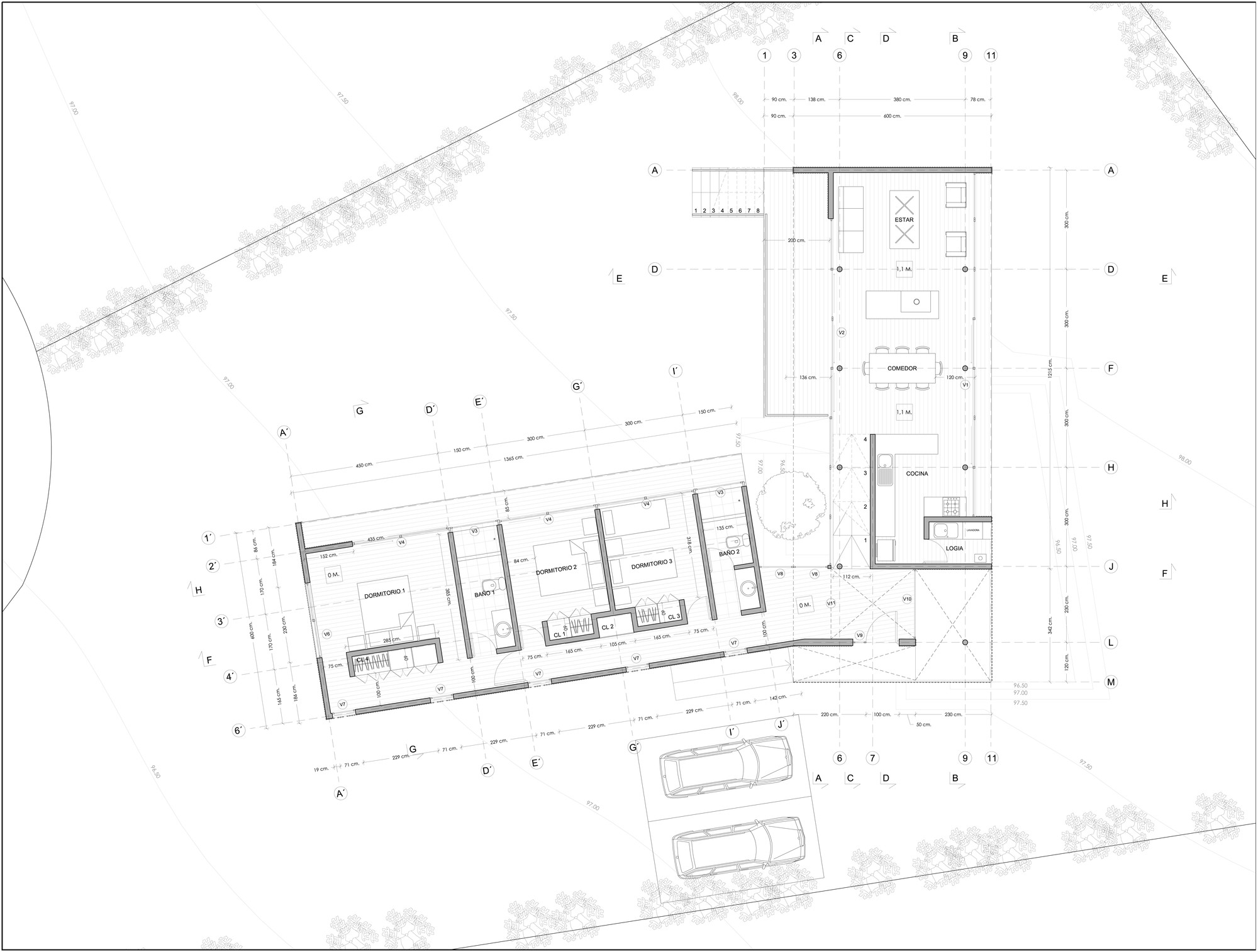 Plan For House