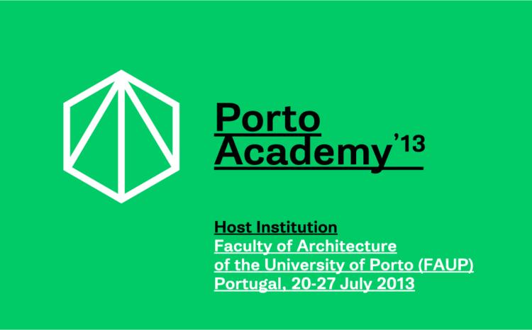 Porto Academy 2013 / Porto - Portugal, Divulgação. Via www.portoacademy.info