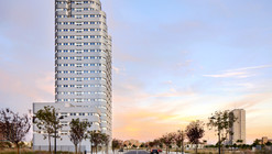 Torre Solar / Ábalos+Sentkiewicz Arquitectos