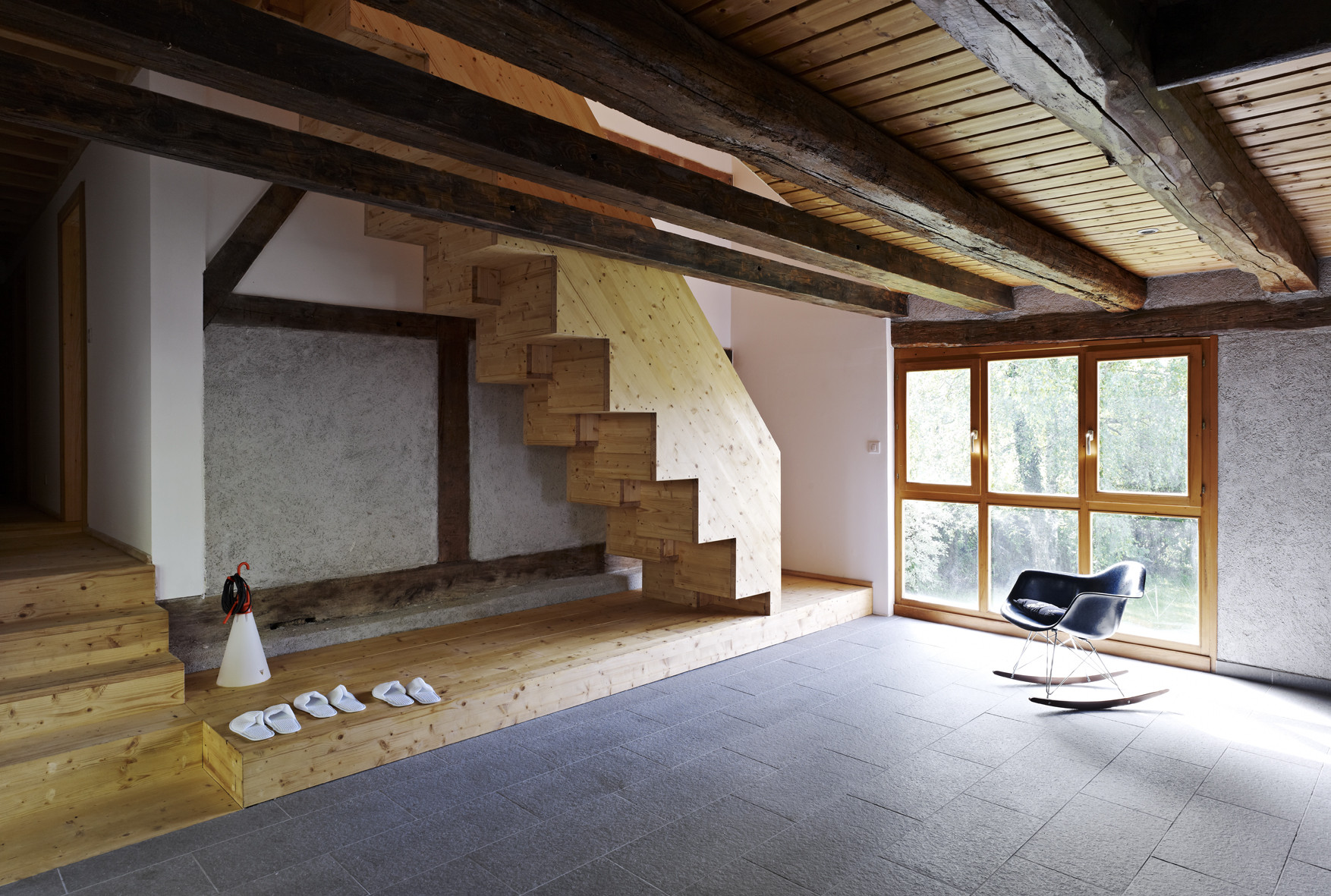 Gallery Of Farm Building Renovation Loc Picquet