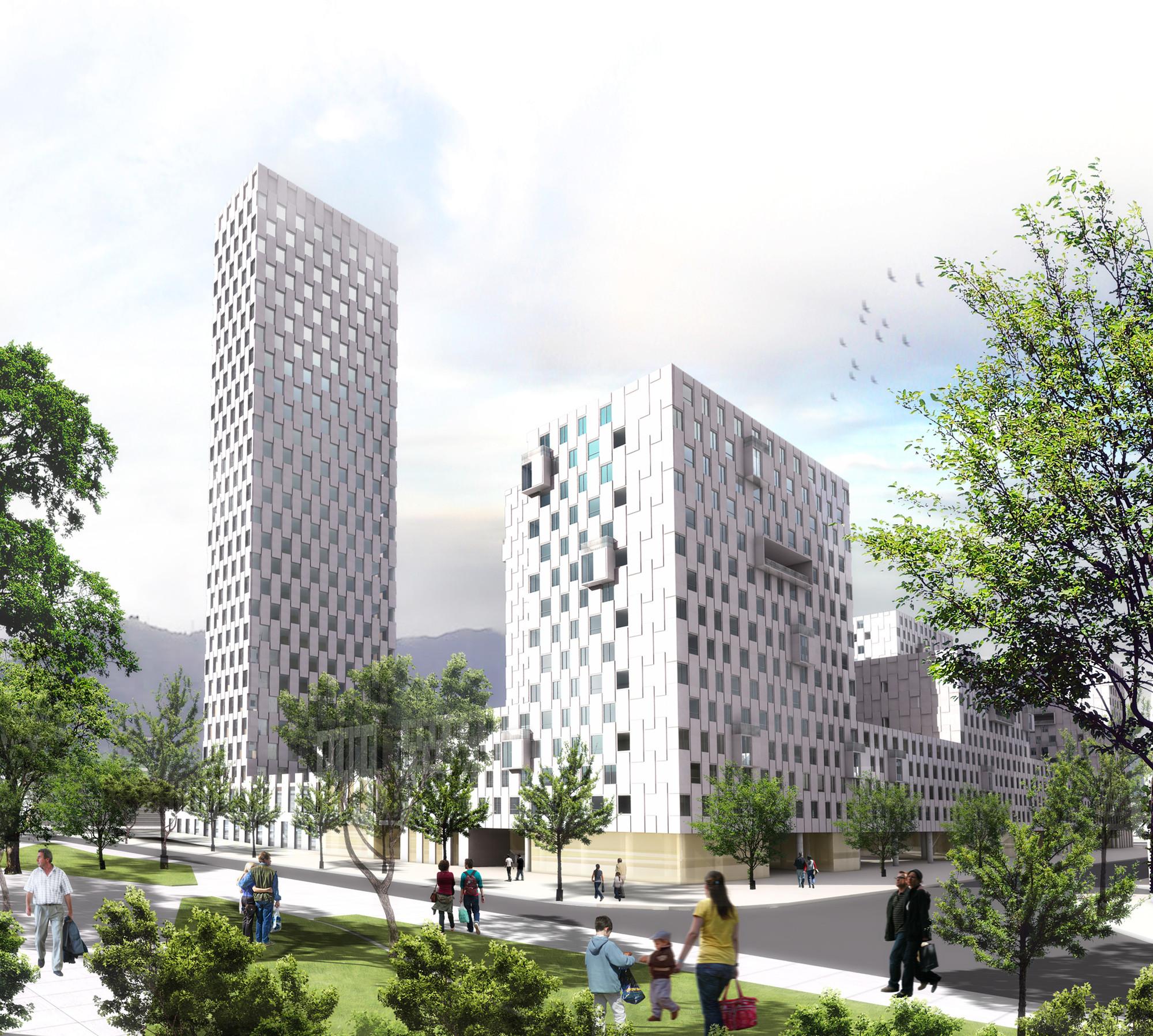 Resultados concurso vivienda de inter s prioritario en la for Vivienda arquitectura