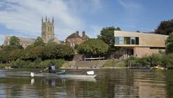 Michael Baker Boathouse / Associated Architects