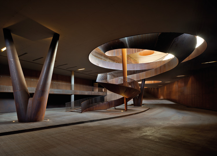 Antinori Winery / Archea Associati, © Pietro Savorelli