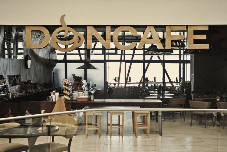 Don Café House / Innarch | Plataforma Arquitectura