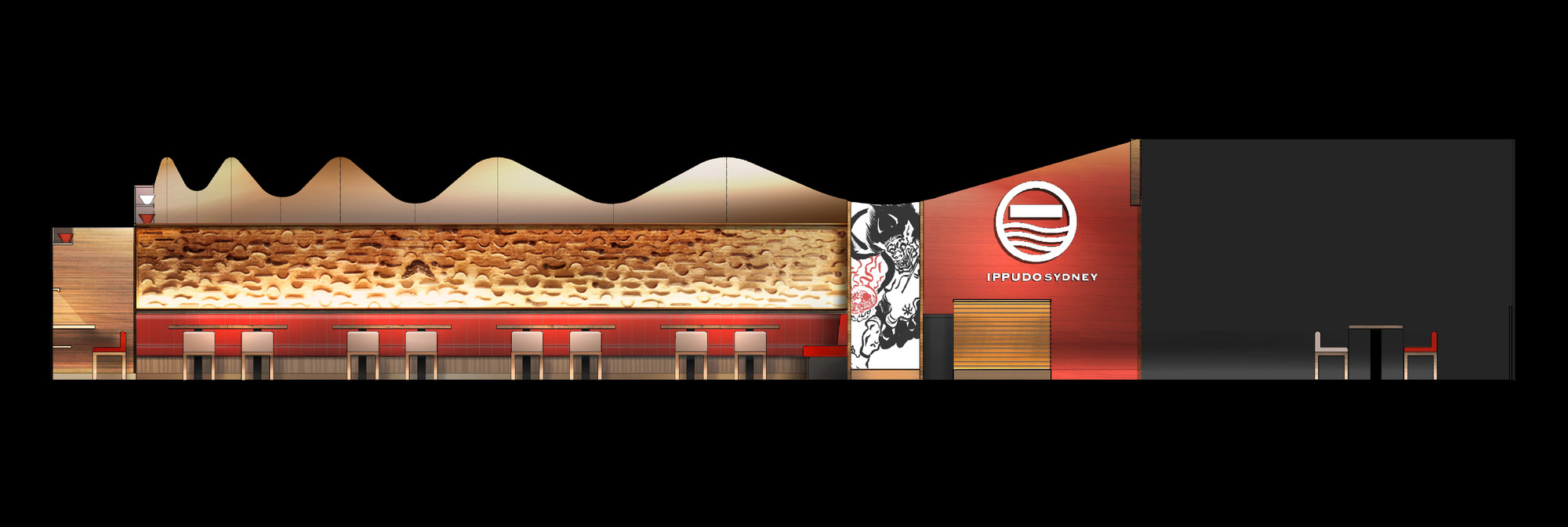 Gallery Of Ippudo Sydney Koichi Takada Architects 10