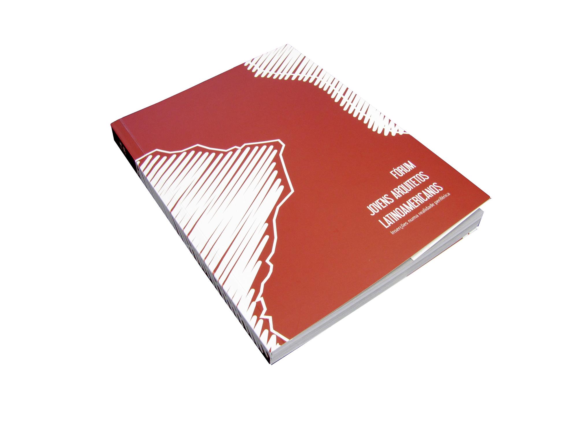"""Libro """"Fórum Jovens Arquitetos Latino-Americanos"""", Publicación"""