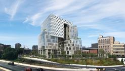 John and Frances Angelos Law Center / Behnisch Architekten + Ayers Saint Gross