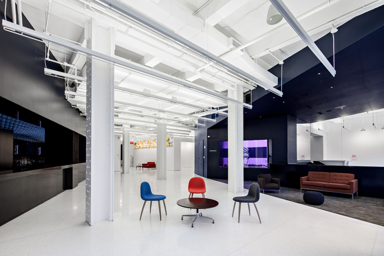 Red Bull Music Academy New York INABA ArchDaily