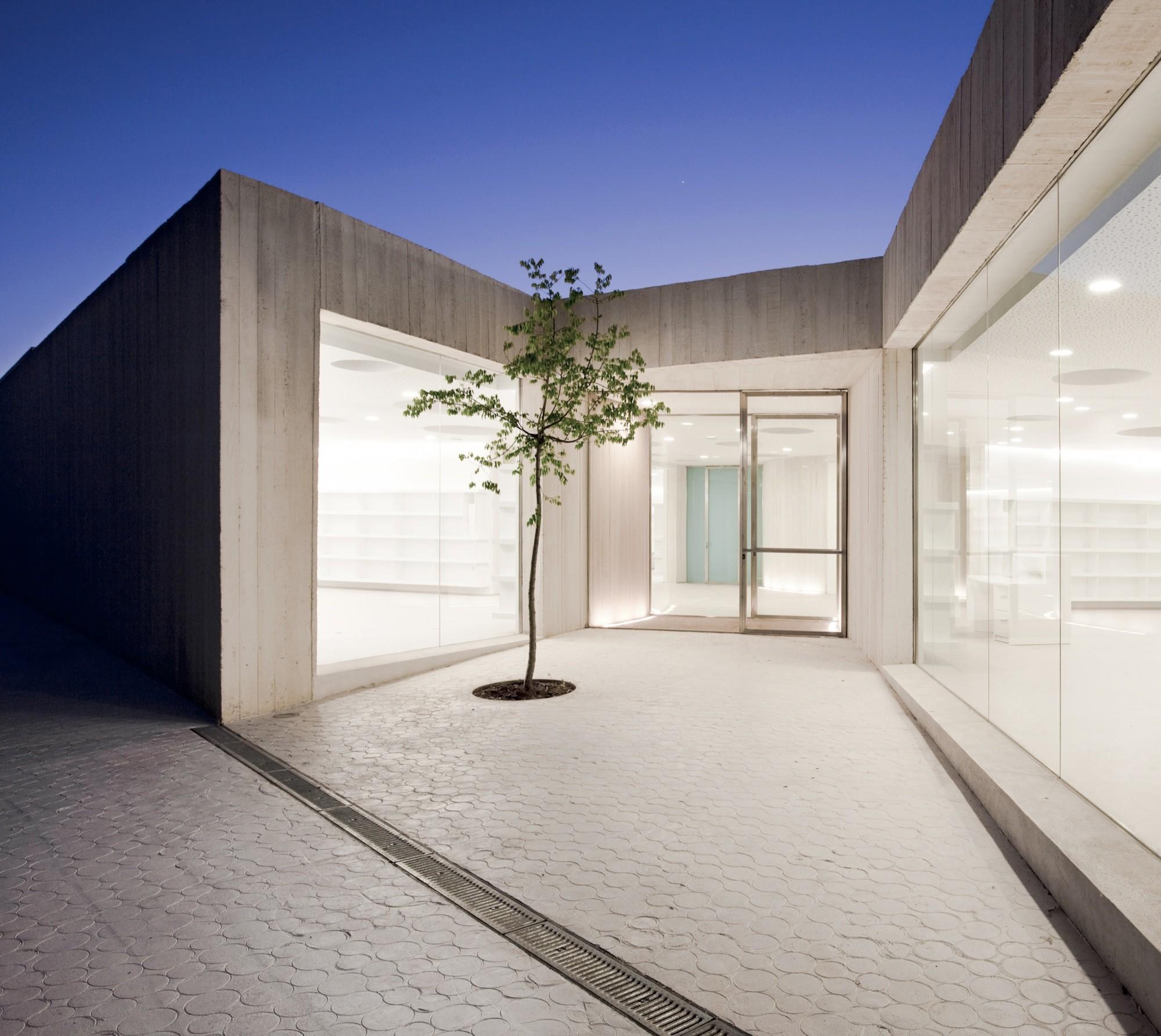 Ram N Esteve Oficina Plataforma Arquitectura # Muebles Joseph And Pool