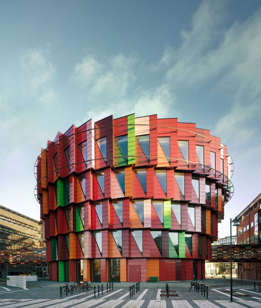 Archivo: Edificios Sustentables, © Tord-Rikard Soderstrom