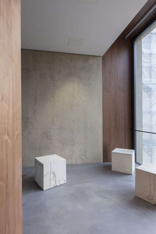 Tchoban Foundation Museum For Architectural Drawing Speech