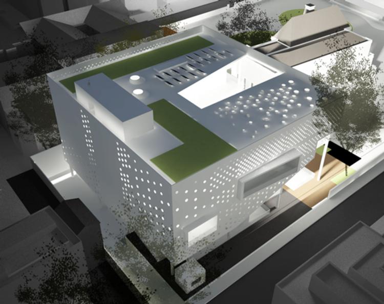 """Palestra """"Nova Arquitetura Carioca III"""", com Oficina de Arquitetos, Francisco Hue Arquitetura e Arquitraço Projetos, via Studio-X Rio"""