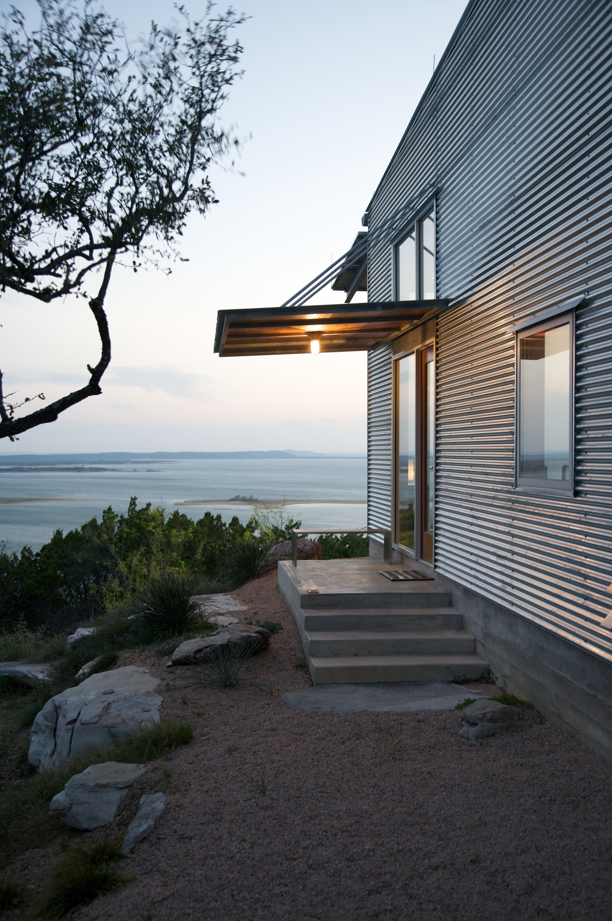 Exterior: Gallery Of Mod Cott / Mell Lawrence Architects