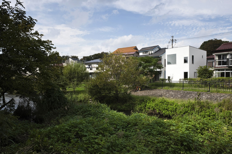Pequeno Núcleo Residencial em Ochiaigawa / UNIT-O, © Yasuhiro Nakayama