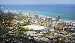 BIG divulga projeto para o Centro de Convenções de Miami Beach