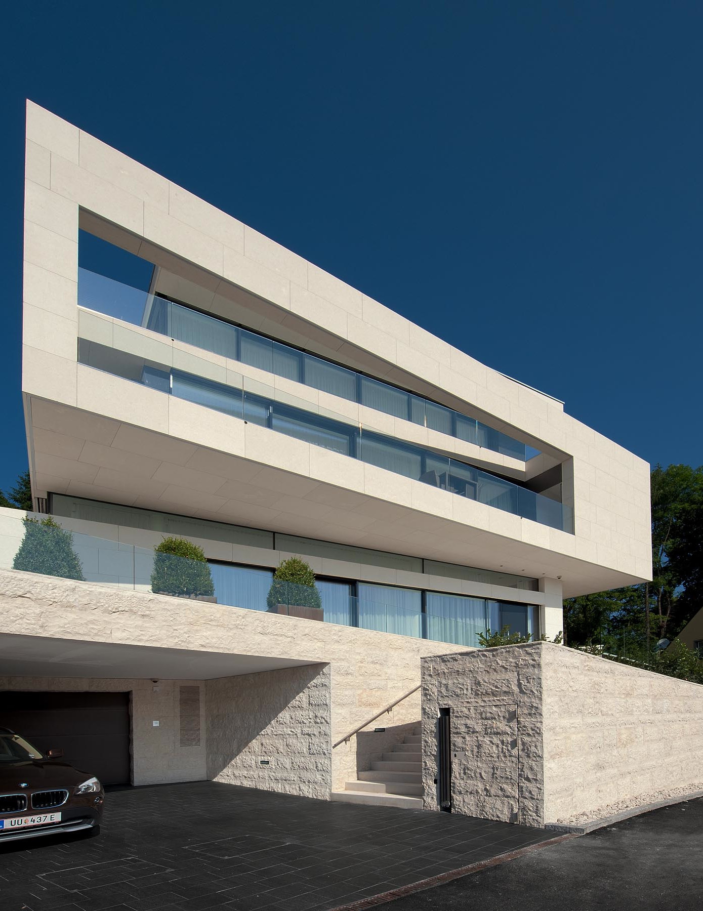 Villa Upper Austria / Two in a Box-Architekten
