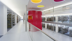 Central Municipal Library / KSP Jürgen Engel Architekten