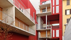 Edifício Habitacional ERA3 - Eraclito  / LPzR architetti associati