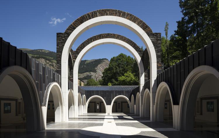 Clássicos da Arquitetura: Santuário Maritxell / Ricardo Bofill, Cortesia de Ricardo Bofill