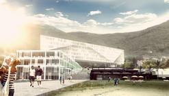 Hotel in Montenegro Competition Entry / Kana Arhitekti