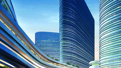 Xuzhou Suning Plaza Proposal / Aedas